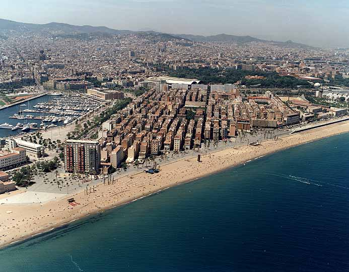 Barceloneta, where Ley de Costas changes have boosted house prices