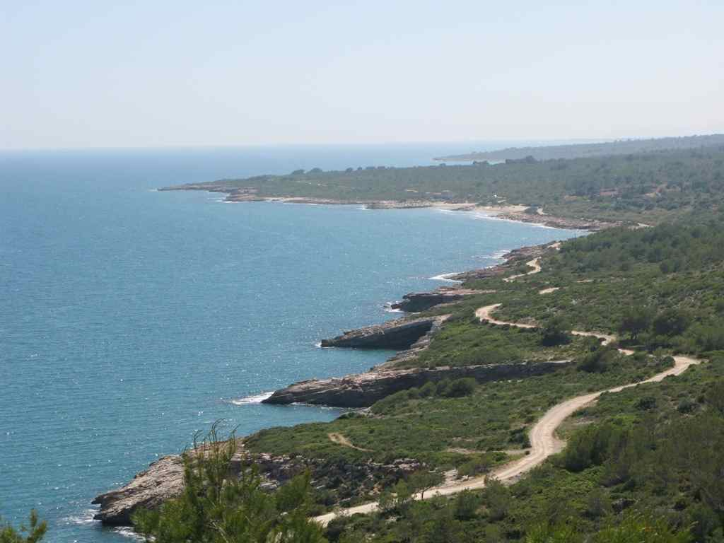 Irta Natural Park, Costa Azahar, Castellón, Valencia