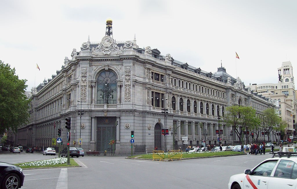 Bank of Spain HQ, Madrid