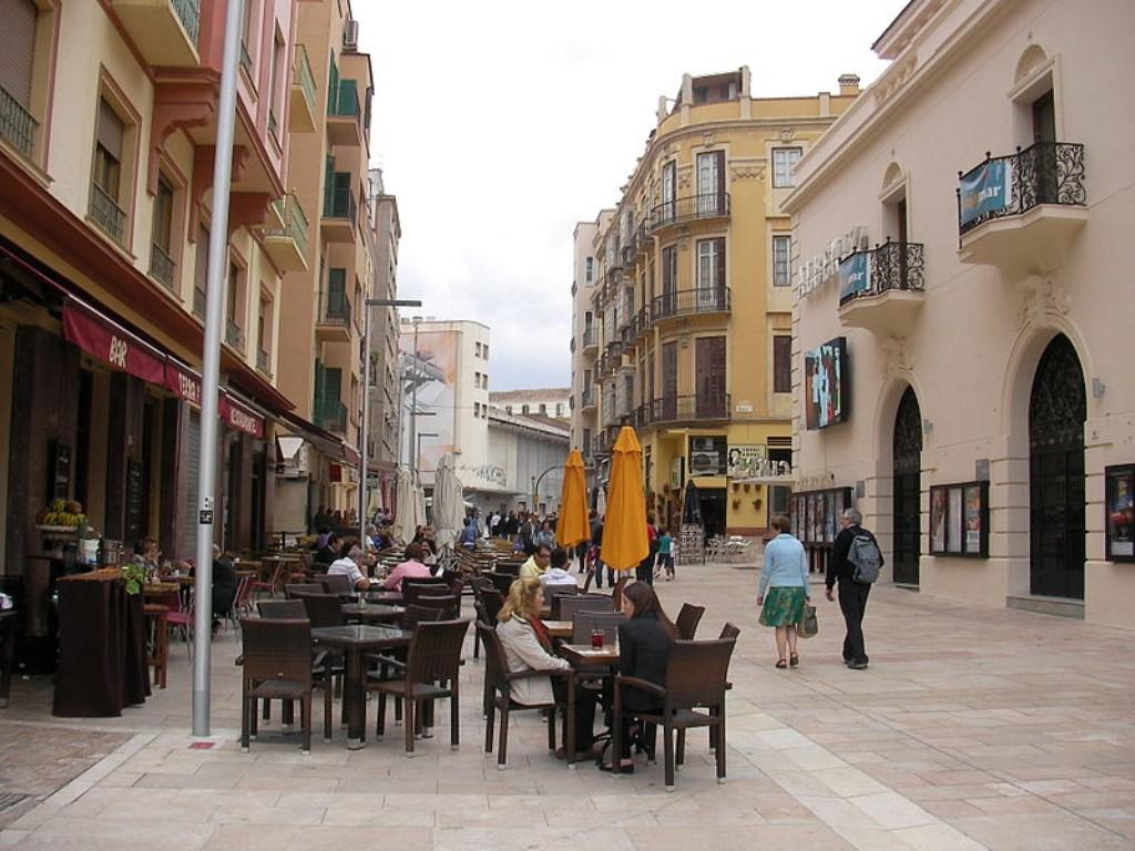 Calle Alcazabilla, Malaga