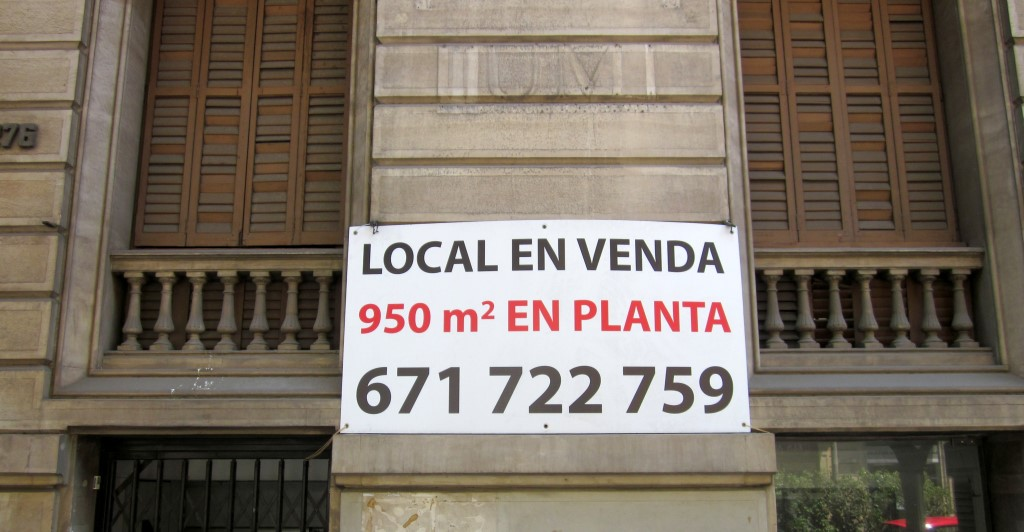 For sale_Barcelona
