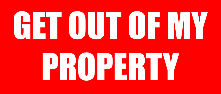 eviction-get-out-of-my-property