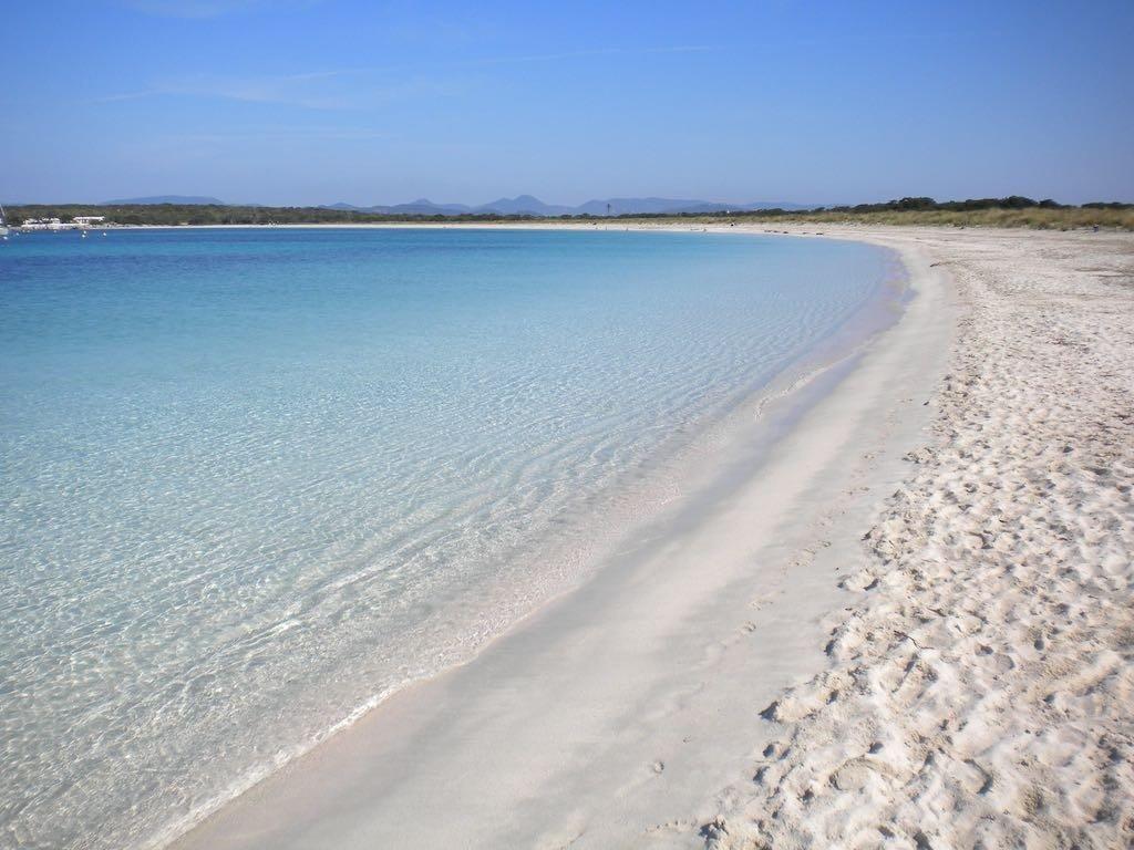 S'Espalmador beach, Formentera