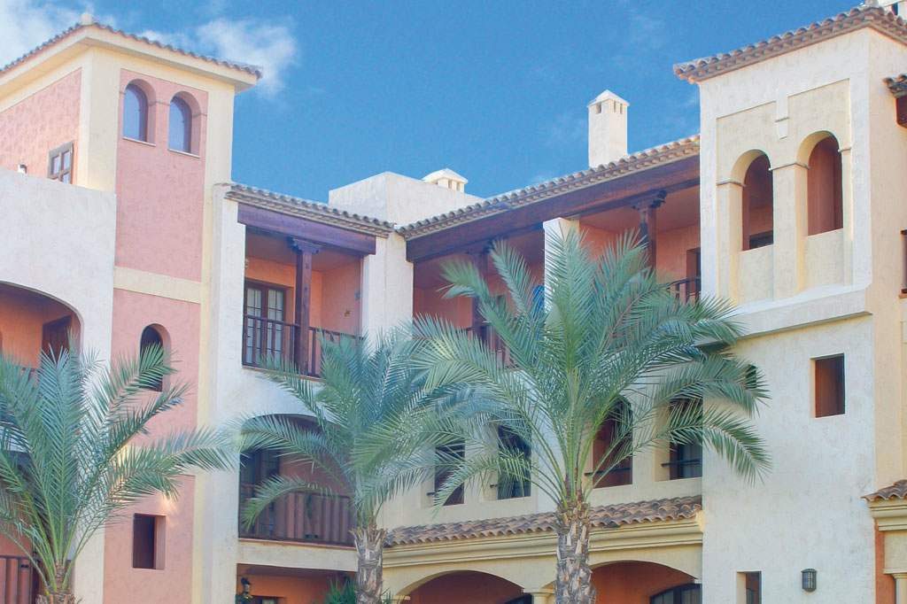 Three-bedroom, two-bathroom Apartment at Villaricos Village – Was €315,000 – Now €140,000