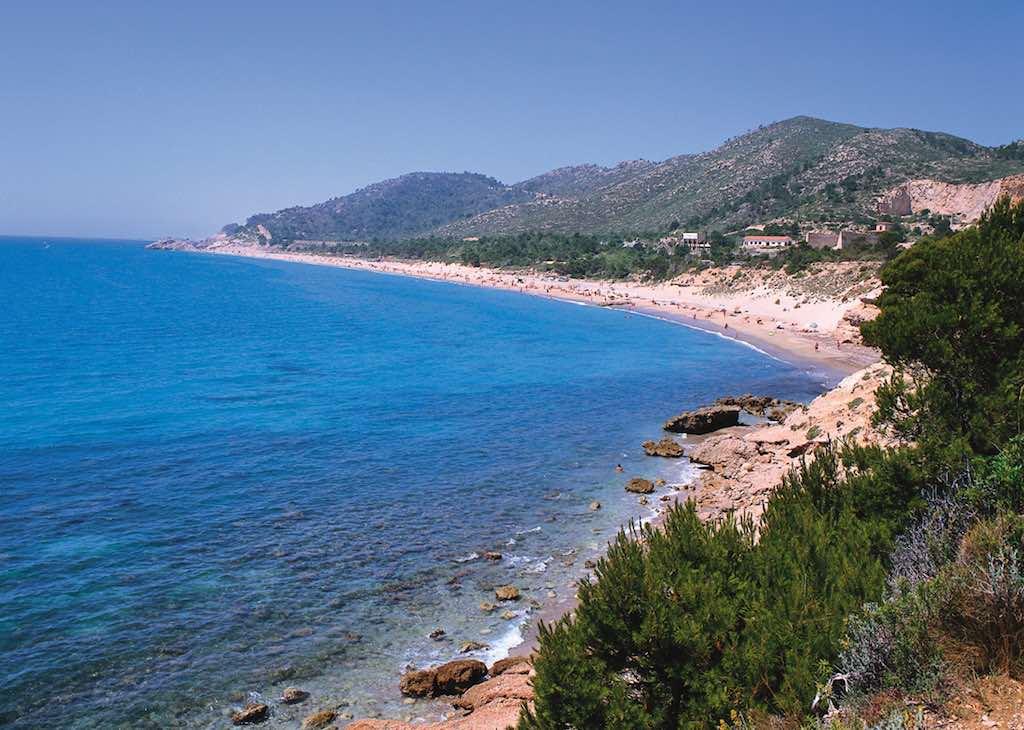 Costa Dorada, Tarragona province