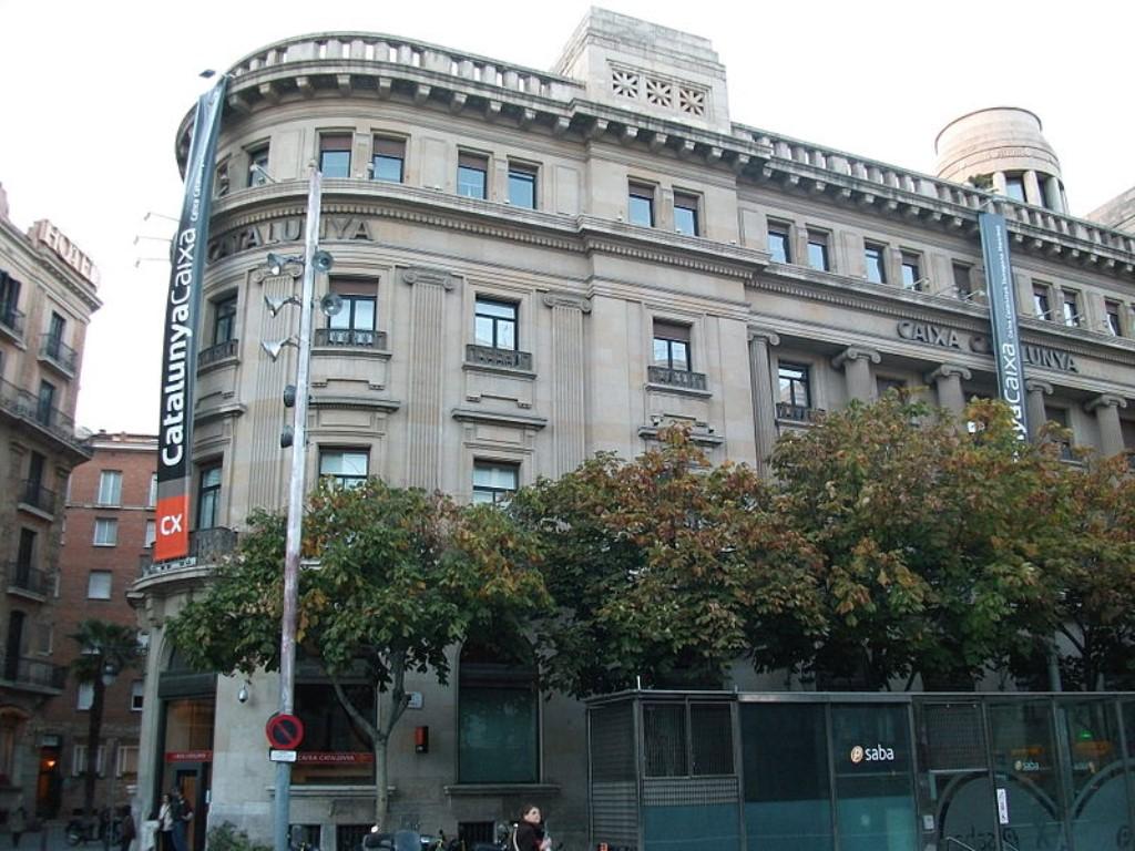 Blackstone wins bidding for catalunya banc assets for Catalunya banc oficinas