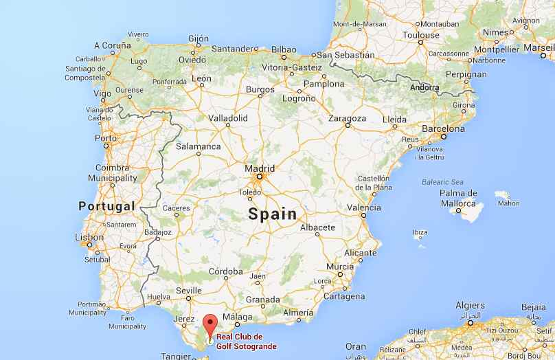 Sotogrande Spain  city photos : sotogrande map Spanish Property Insight