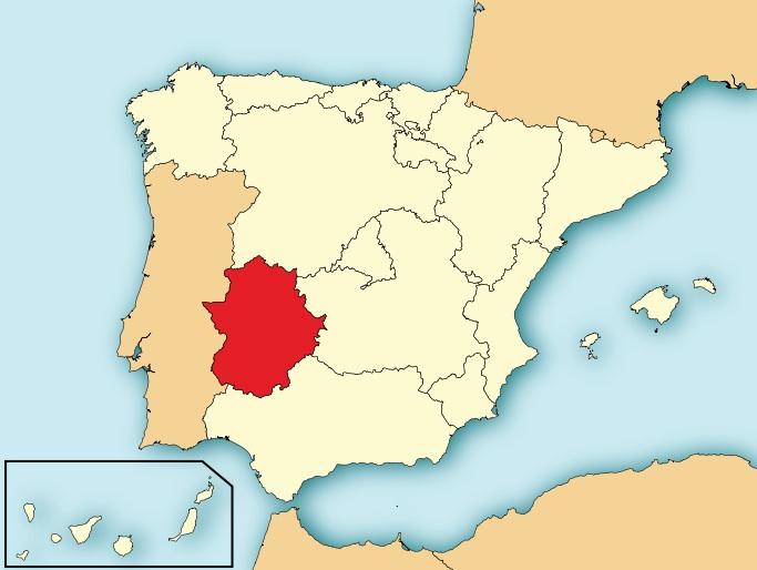Extremadura property