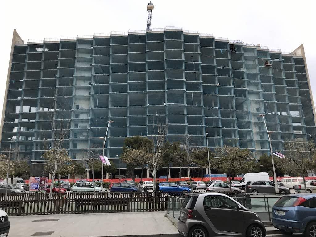 Barcelona new development edificio Estel