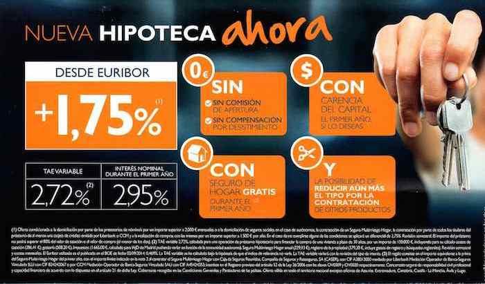 spanish mortgage lender