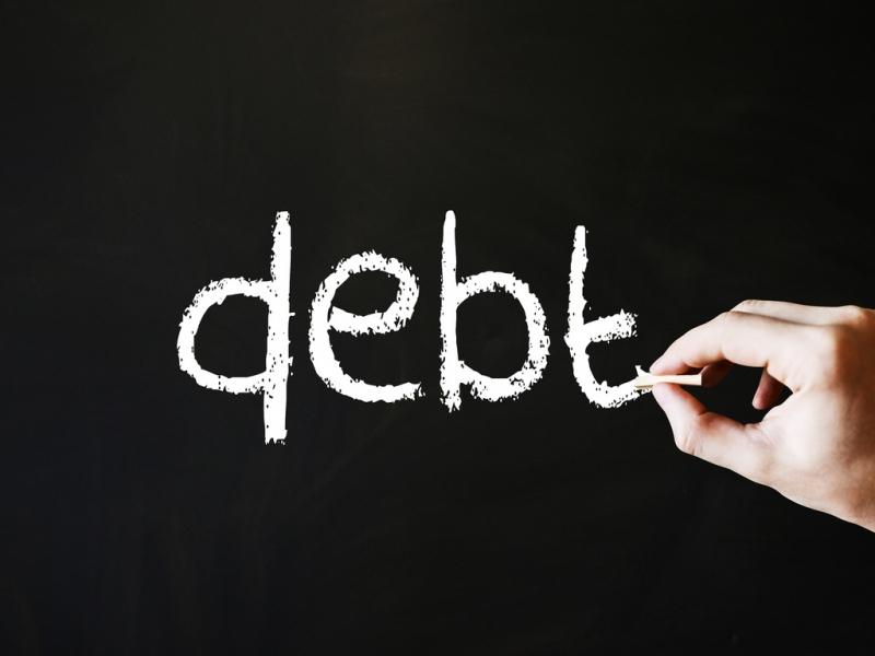 repossession foreclosure debt