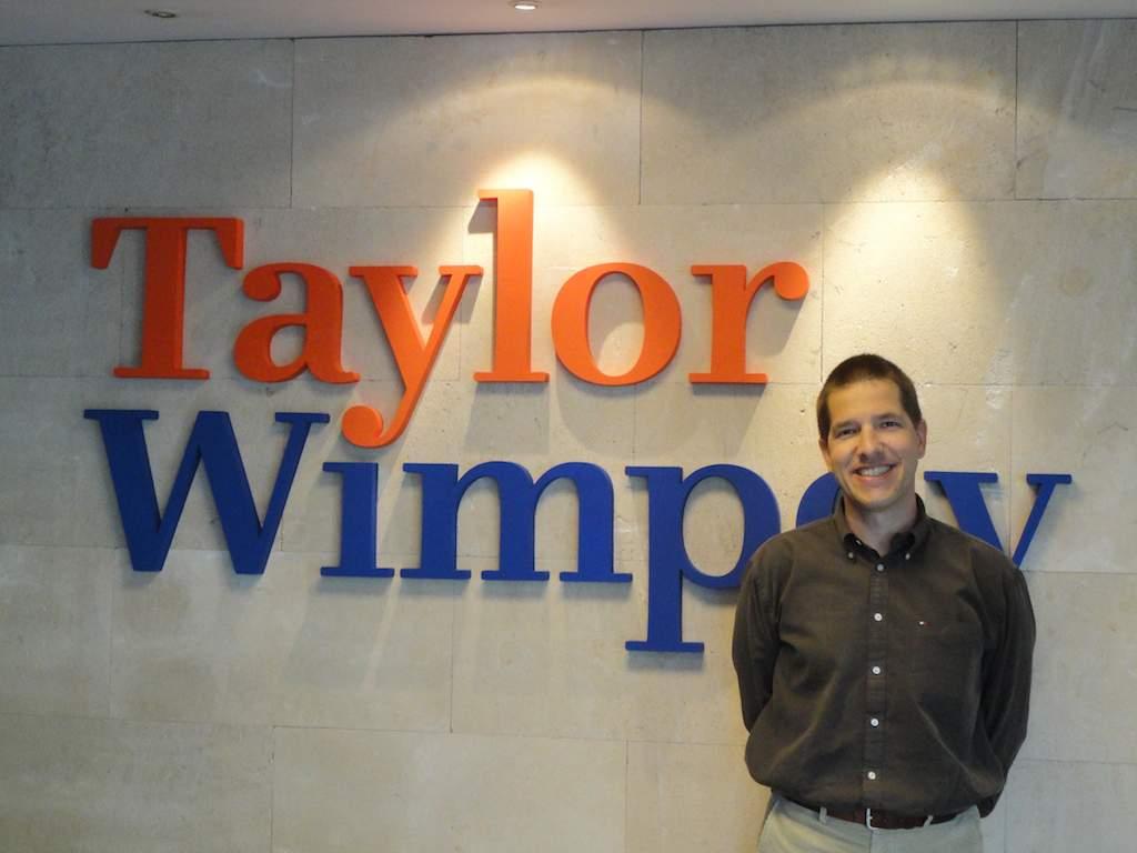Marc Pritchard, Taylor Wimpey de España