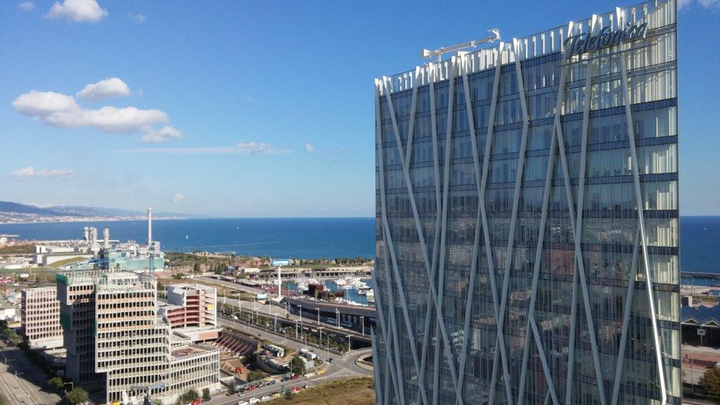 barcelona diagonal mar property for sale