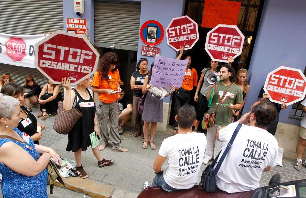 spanish rental default eviction moratorium
