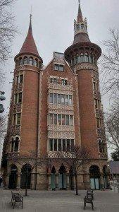 Barcelona's Casa de les Punxes