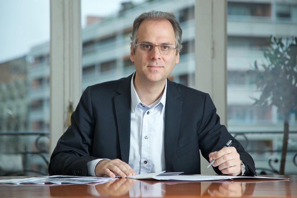 François Carriere, head of Coldwell Banker Spain estate agent