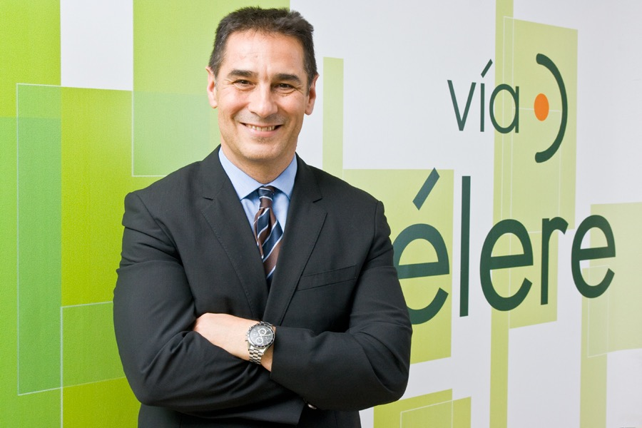 Juan Antonio Gómez-Pintado, President of Via Célere and the APCE Spanish developers association