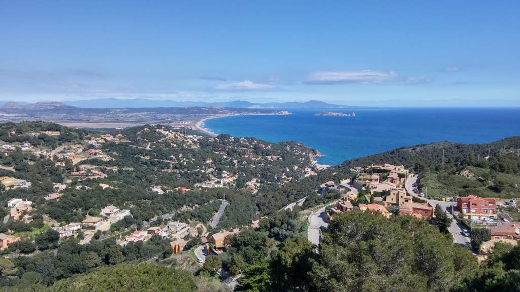 Costa Brava, Girona Province, where house prices fell 17% according to Tinsa