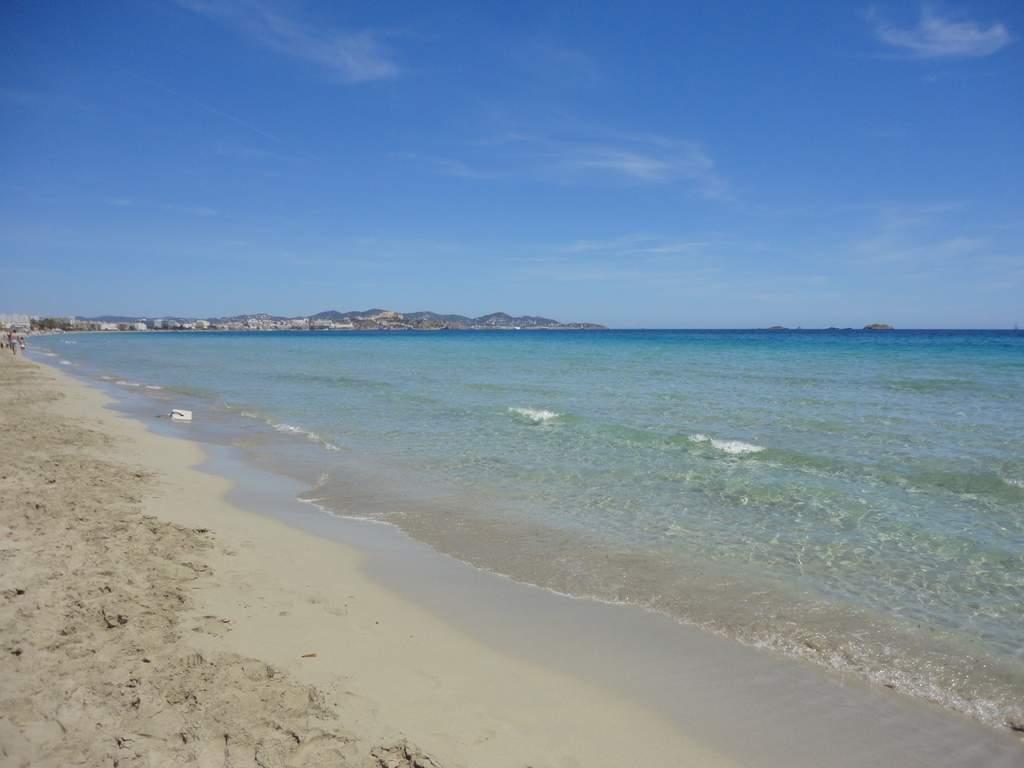 ibiza beach property