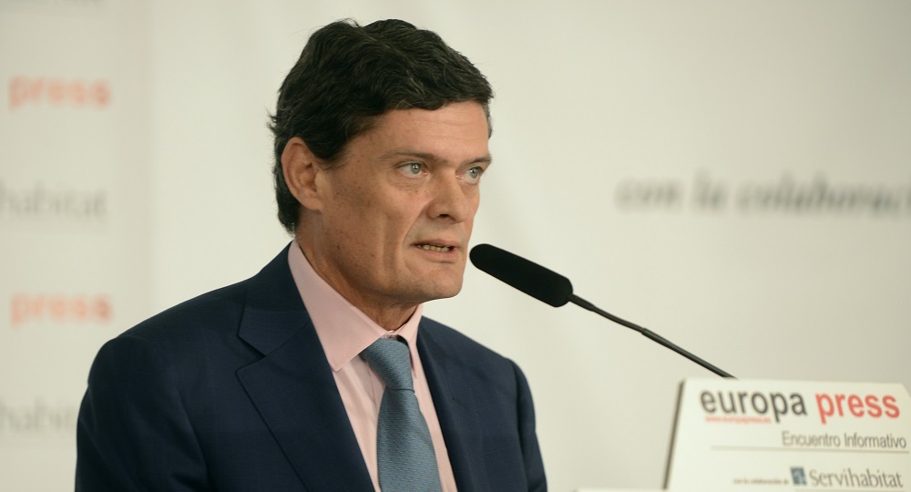 Jaime Echegoyen, President of the Sareb
