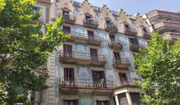 Prime property in Barcelona