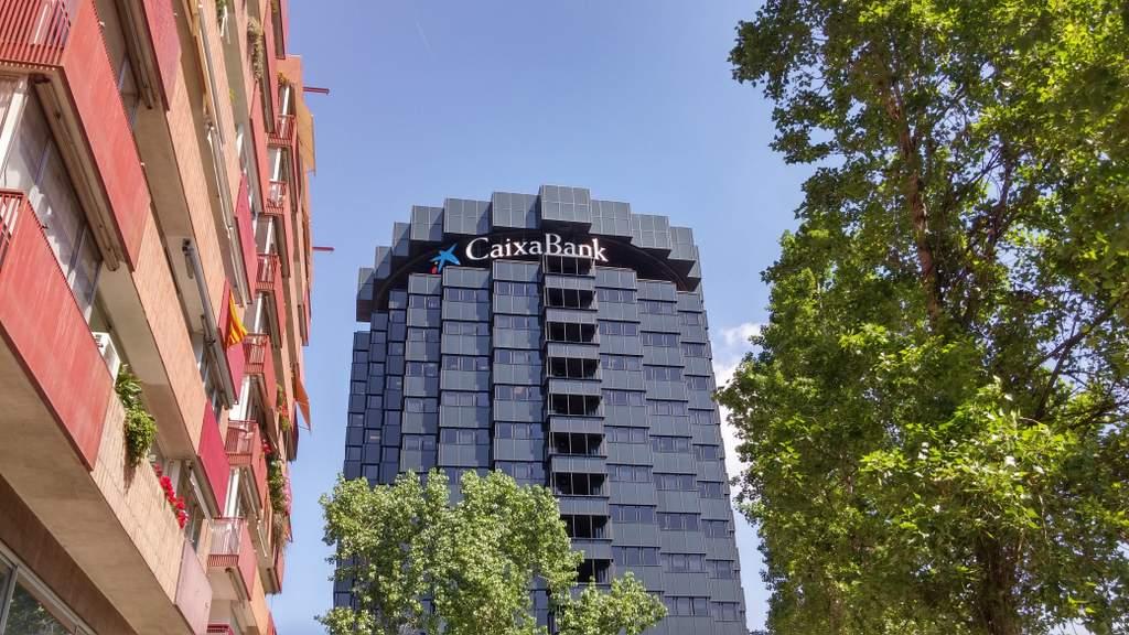 La Caixa Bank Barcelona