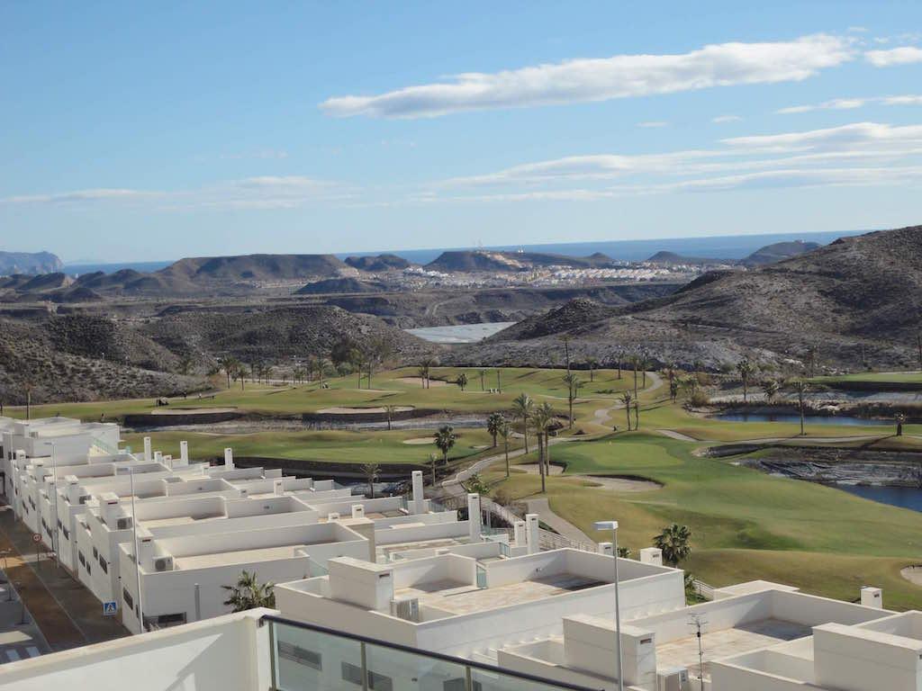 Glut of new homes on the Costa de Almeria