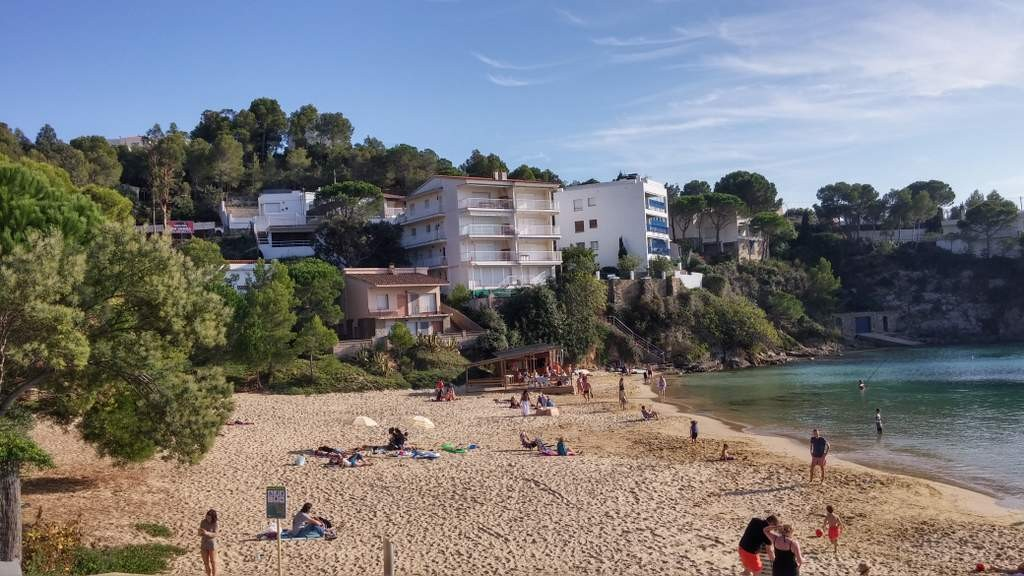 The Costa Brava, where Servihabitat say hotspots are to be found
