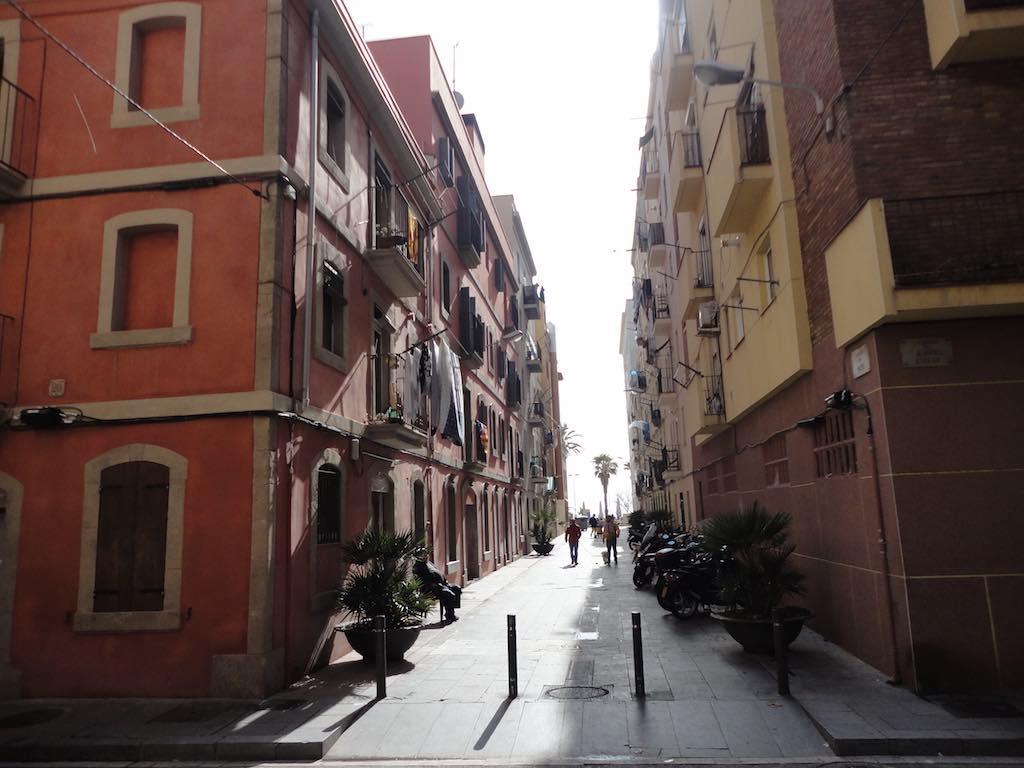 Barcelona's Barceloneta district