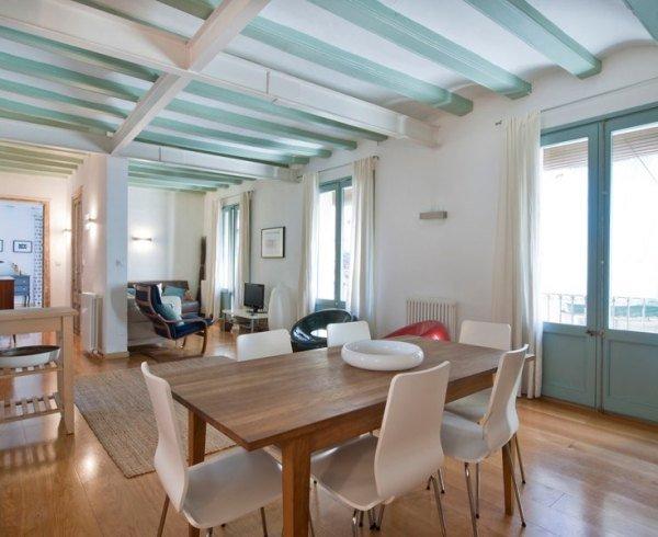 Rental flat in Barcelona's Raval district