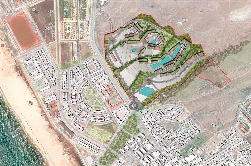 Tarifa Surf City plan