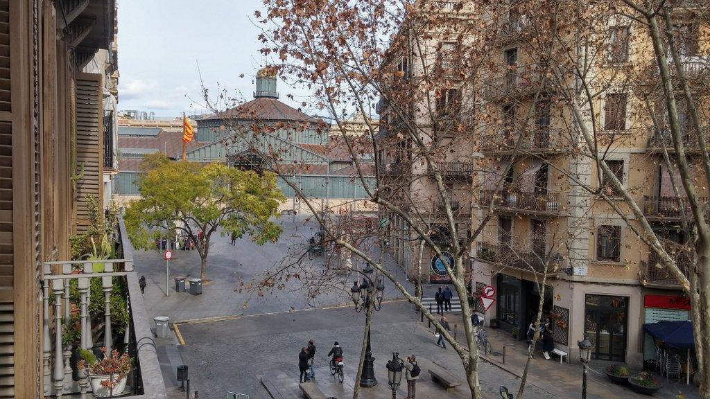 barcelona born property