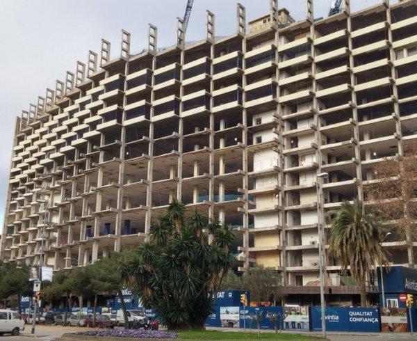 new development for sale in Barcelona