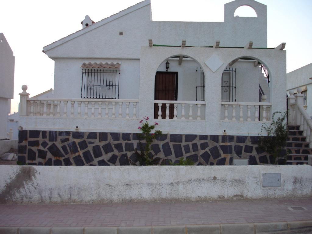 Typical house at Camposol, Mazarrón, Murcia