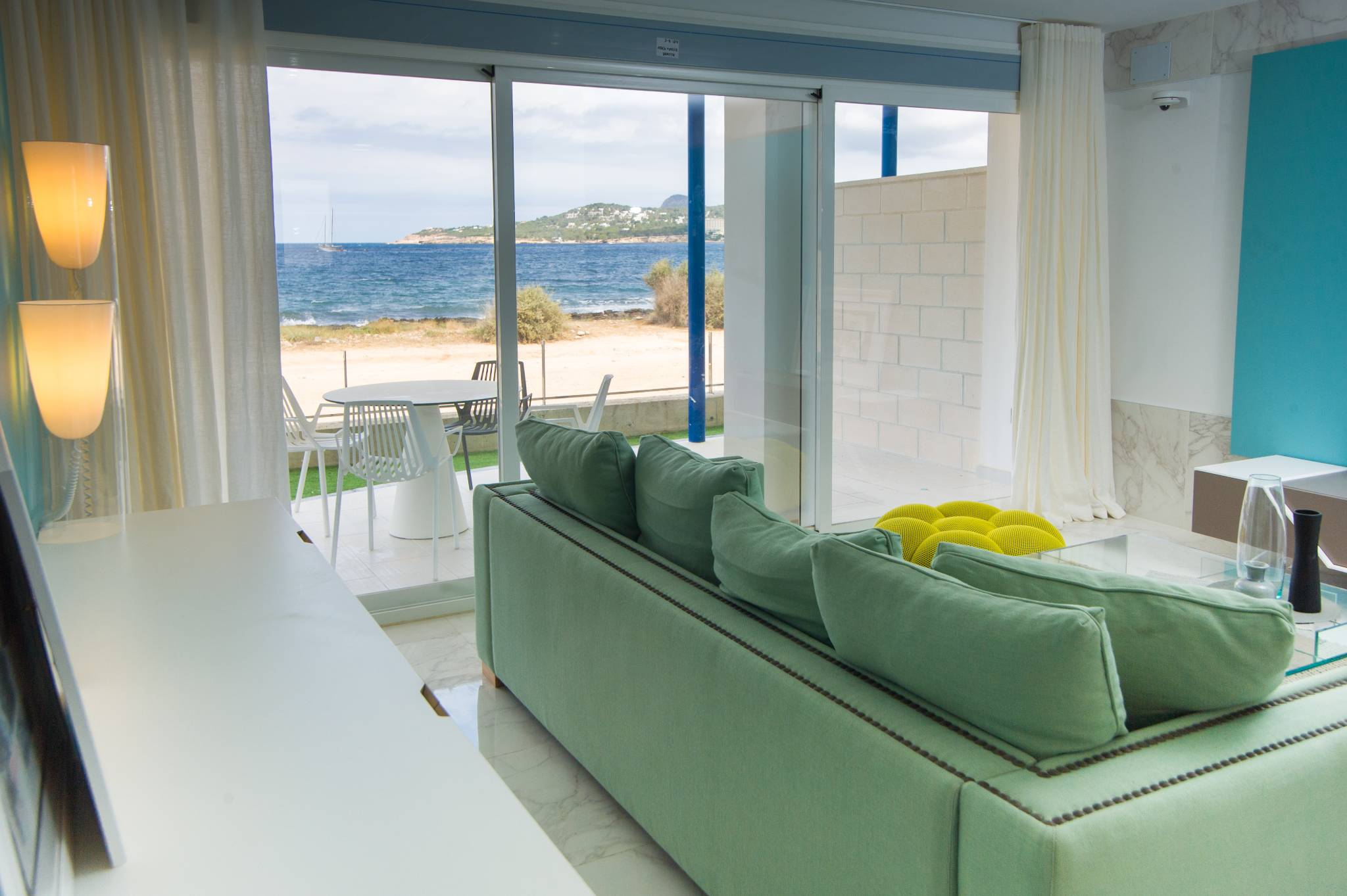 Punta Pinet Private Condominium Apartments new homes for sale in ibiza