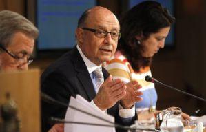 Cristóbal Montoro, Spanish Treasury Minister. © minhap.gob.es
