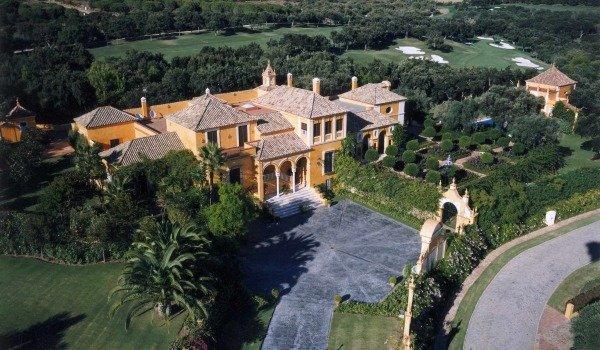 Casa La Manzana, Sotogrande, ultra high end spanish property for sale