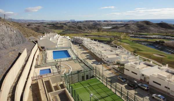 Spanish New development repossessed by a bank