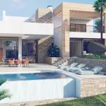 new build villa for sale nueva andalucia marbella costa del sol spain