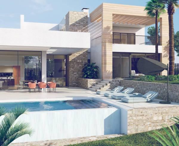 new build villa for sale nueva andalucia marbella costa del sol spain
