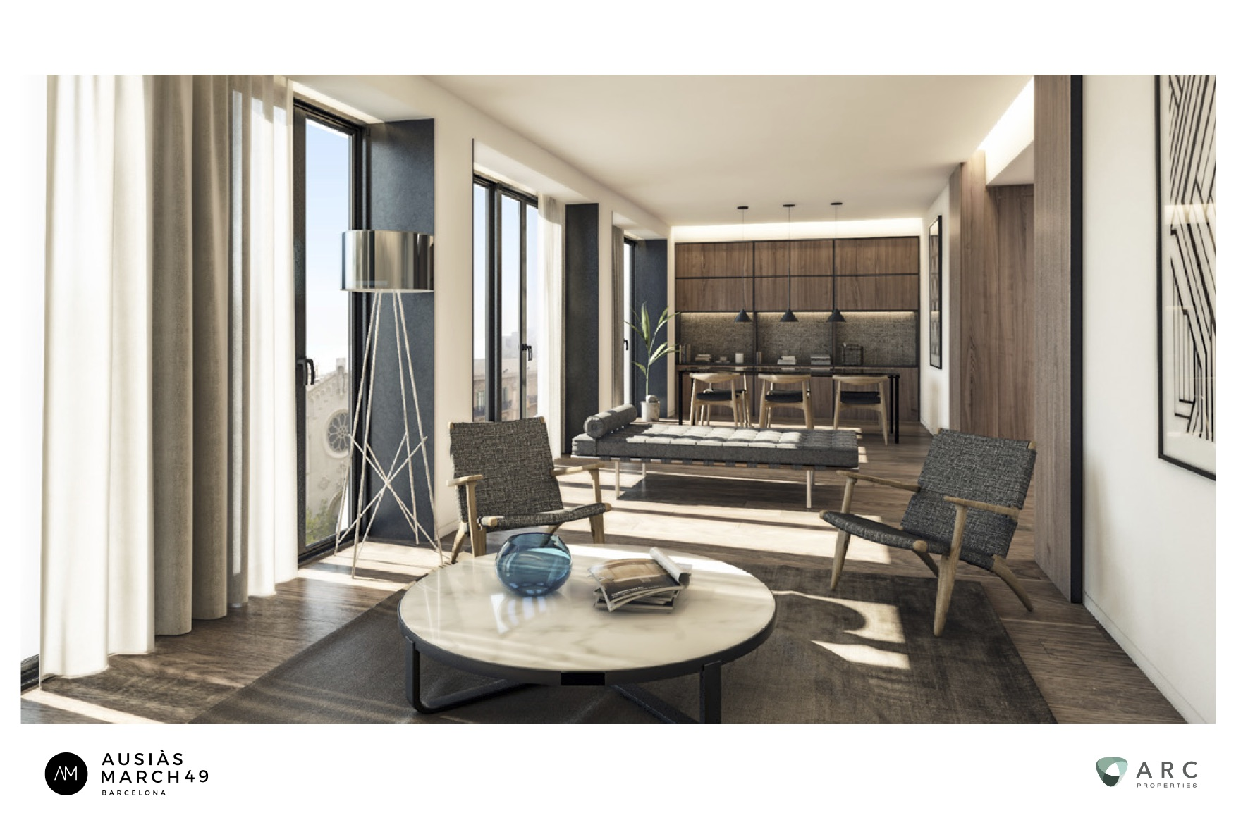 Ausias March 49 barcelona new development home for sale from arc properties