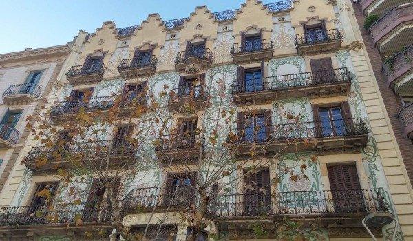 Barcelona Moderniste property renovation refurbishment