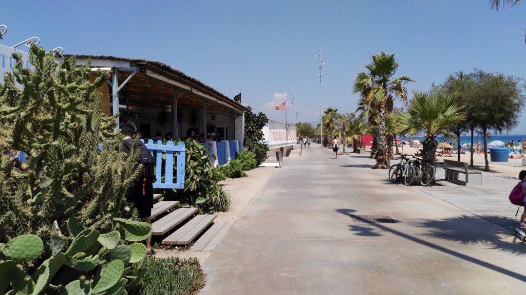 property for sale in badalona beach barcelona area