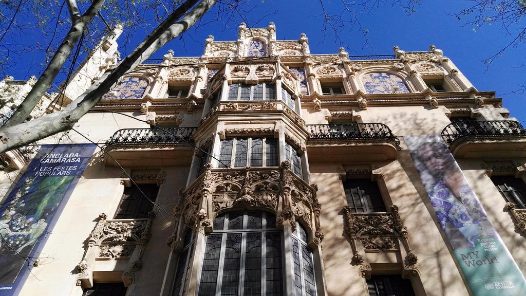 CaixaForum building, Palma de Mallorca