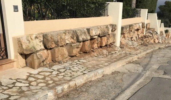 la mola andratx mallorca petition roads infrastructure
