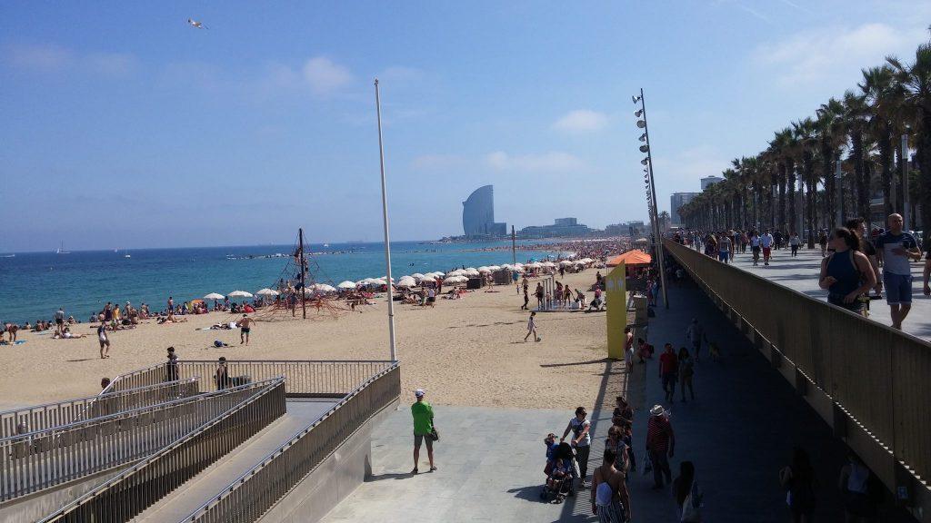 Barcelona beach property for sale near Poble Nou Sant Marti and 22@