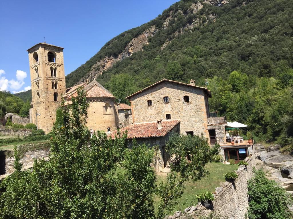 Beget, a hamlet near Camprodón