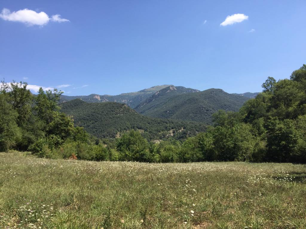 Countryside around Camprodón