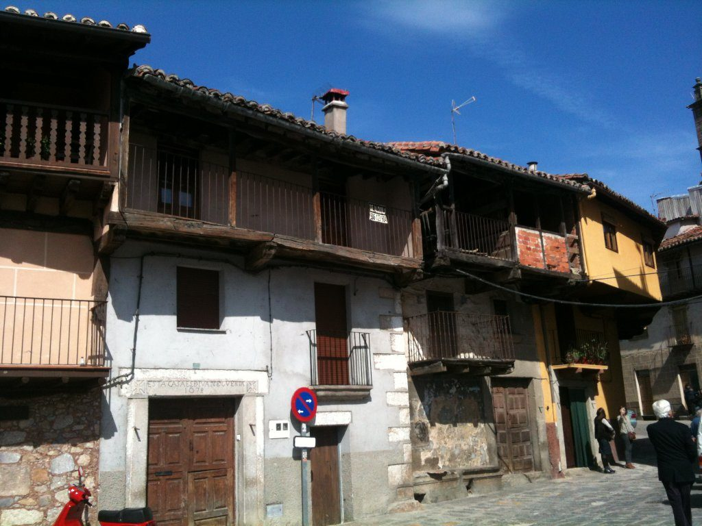 Homes for sale in the Spanish interior (Extremadura)