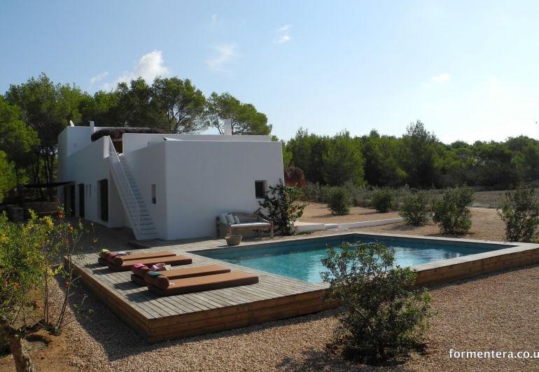 villa house property for sale in formentera balearics